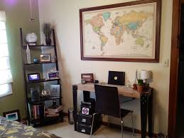 Home Office Design Themes by Bedroom Stunning Small Home Office Travel Themes Decor With