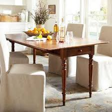 Drop Leaf Dining Room Table Garrison Gray Drop Leaf Round Table