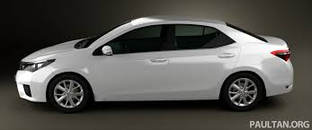modified toyota corolla see the next gen toyota corolla altis from all angles image 177062