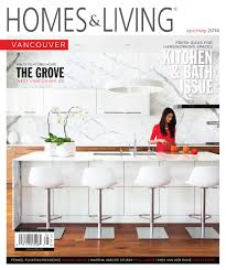 homes u0026 living magazine vancouver april may 2014 teaser by homes