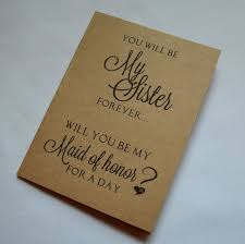 ask bridesmaids cards you will be my forever bridesmaid card bridesmaid card