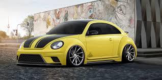 stanced volkswagen beetle digimods