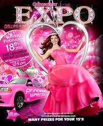 dallas quinceanera expo february 18th 2018 at the irving