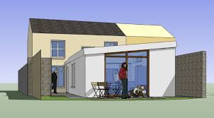 Bungalow Dormer Extension Cost Winkens Architecture Extensions Wexford