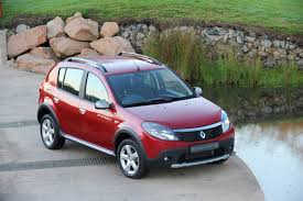 sandero renault stepway renault south africa sandero another renault legend in the making