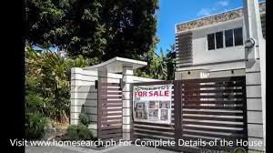 best buy semi furnished 2 storey house for sale in bf homes las