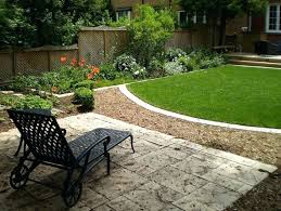 Small Backyard Ideas No Grass No Lawn Backyard Backyard Landscaping Ideas No Grass Backyard Lawn