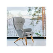 Armchair Legs Fasetti Siesta Armchair Oak Legs Light Grey Finnish Design Shop
