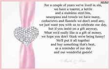 wedding invitations inserts how to ask for money only on wedding invitations get wedding