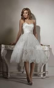 short strapless wedding dresses dress fa