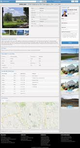 real estate website with idx feed portfolio by mahendra truelancer