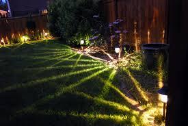 Backyard Solar Lighting Ideas Yard Solar Lights Hardware Home Improvement