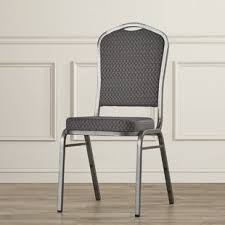 banquet chair banquet chairs you ll wayfair