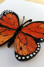538 best quilling butterflies u0026 insects images on pinterest