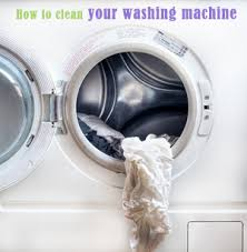 how to clean your front load washing machine in 5 easy steps