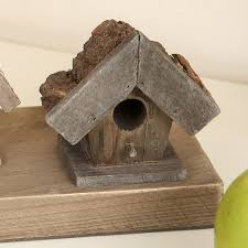 Unusual Table Lamps Novelty Birdhouse Table Lamp