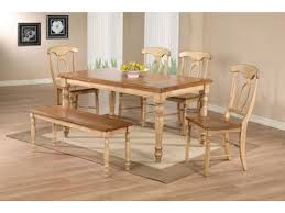 winners only dining room 48 inches quails run bench dq1455w