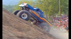 bigfoot monster truck schedule 1990 gravelrama bigfoot 9 jim kramer bigfoot 4x4 inc youtube