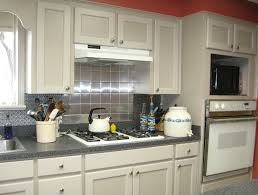 kitchen backsplash metal medallions home design ideas