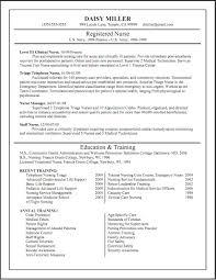resume for a registered nurse template nursing resume template resume for study