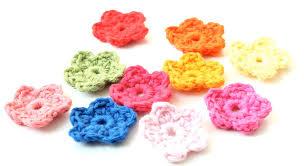 Tiny Flower Crochet Pattern - according to matt crochet o u0027clock
