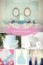 10 cinderella princess birthday party ideas loulou jones