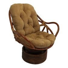 Swivel Chair Base Amazon Com Blazing Needles Solid Microsuede Tufted Swivel Rocker