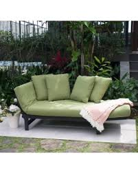 Better Homes And Gardens Outdoor Furniture Cushions by Get The Deal Better Homes And Gardens Delahey Studio Day Sofa
