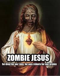 Zombie Jesus Meme - zombie jesus image gallery know your meme
