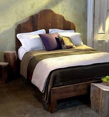 Reclaimed Bedroom Furniture Reclaimed Wood Wall Beautiful Bedroom Partial Height Reclaimed