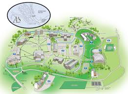 Colleges In Virginia Map by Campus Map U2013 Alderson Broaddus University
