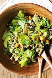 pesto pasta salad with roasted beets food well said