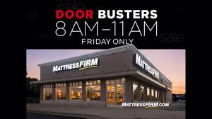 mattress firm thanksavings sale tv commercial black friday
