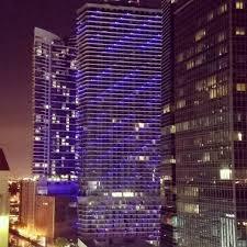 related just unveiled sls brickell u0027s dramatically diagonal balcony