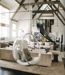 Chair That Hangs From Ceiling Inspired Hanging Bubble Chair