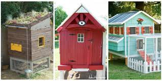 How To Make A Small Outdoor Shed by 22 Diy Chicken Coops You Need In Your Backyard Diy Chicken Coop