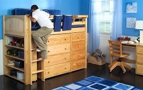 Bunk Beds With Dresser Underneath Bunk Beds With Dresser Underneath Large Size Of Beds With Desk