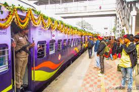 stupid indian passengers don u0027t deserve luxury train mahamana
