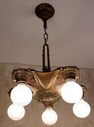 Candle Pendant Light Deco L Deco Nouveau Lighting Deco Ceiling Pendant