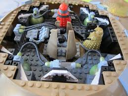 dalek spaceship from character building dr who by character review