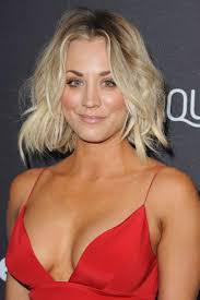 80 cute short hairstyles u2014and how to pull them off kaley cuoco