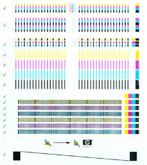 printer color test page eliolera com