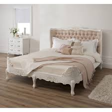 unique upholstered headboards bed frames bedroom beautiful tilly upholstered frame beds with