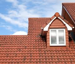 mendip interlocking roof tile for low pitch roofs