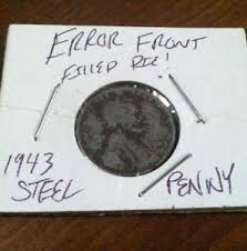 penny s 1943 steel penny coins us ebay