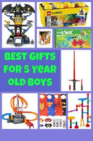 popular toys for 5 year boys toys for