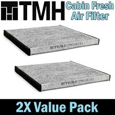lexus gx470 cabin filter amazon com pack of 2 tmh tmh10132 cp132 cf10132 premium