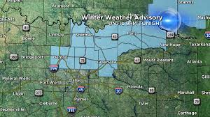 Weather Map Texas Winter Weather Update For North Texas Sunday Afternoon Cbs