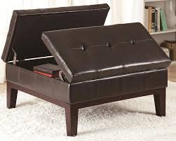 Large Ottoman With Storage Gorgeous Large Ottoman With Storage Large Square Storage Ottoman