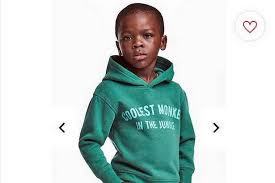 siege social h m h m store says sorry after backlash picture of black child in